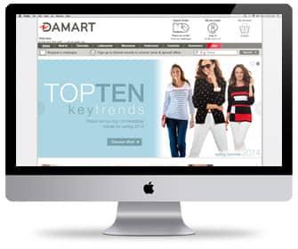 Damart - PPC