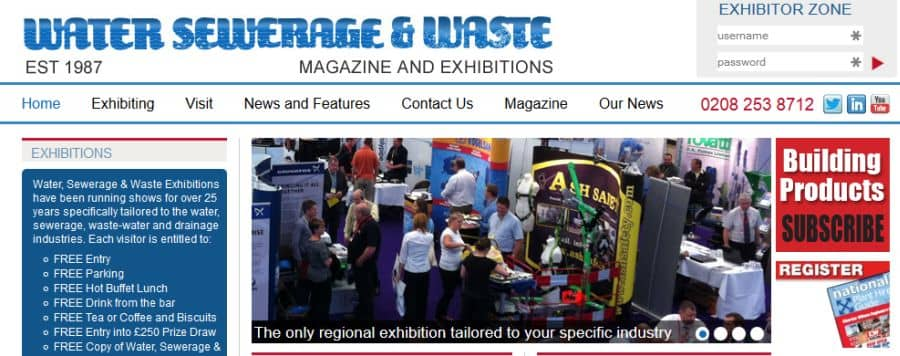 Water Sewerage & Waste Magazine