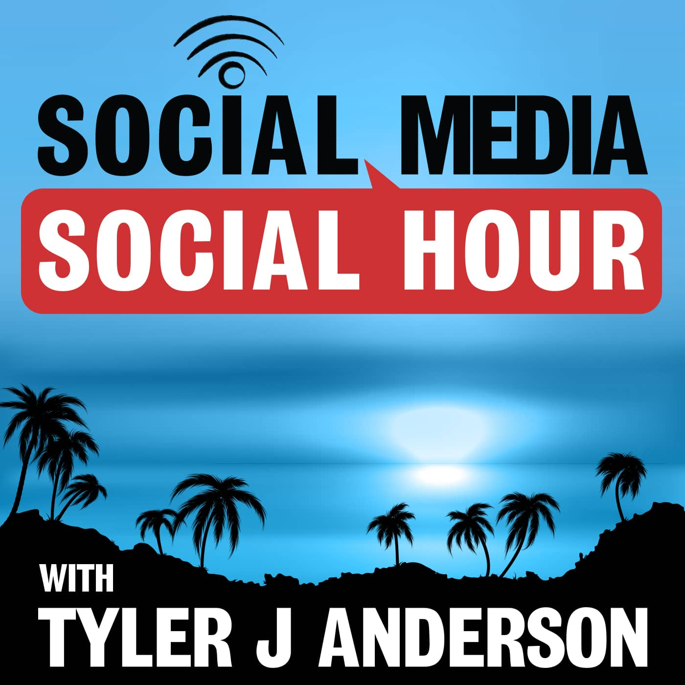 Social Media Social Hour Podcast