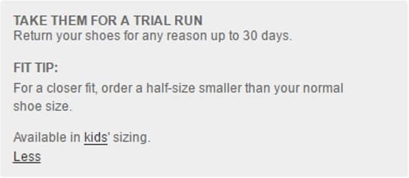 trial run #