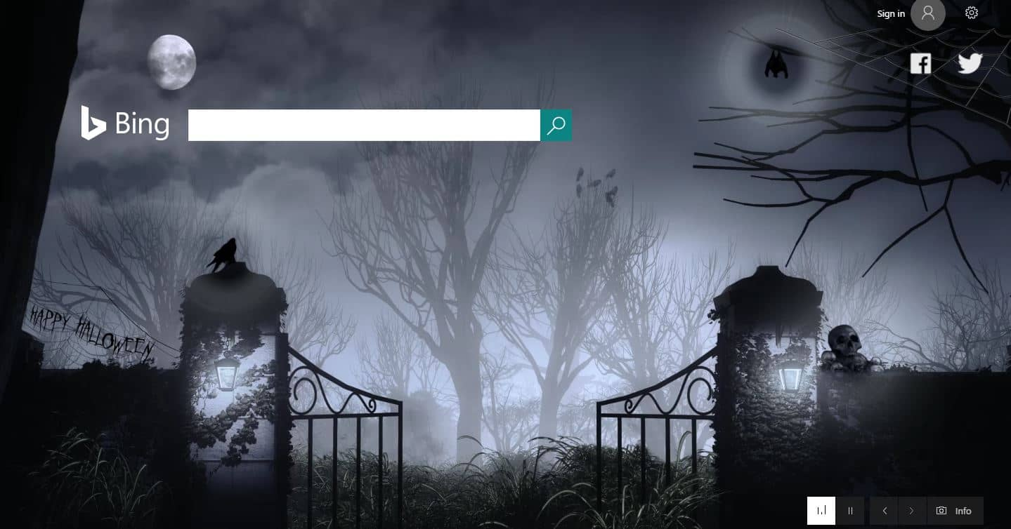 Bing-Hallowen