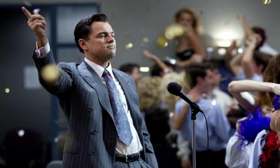 Wolf of Wall Street Still